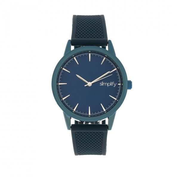 Simplify The 5200 Strap Watch-Navy-Daily Steals