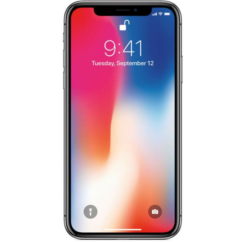 Smartphone desbloqueado Apple iPhone X GSM
