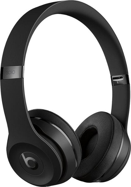 Beats by Dr. Dre Beats Solo3 Wireless On-Ear Headphones-Black-Daily Steals