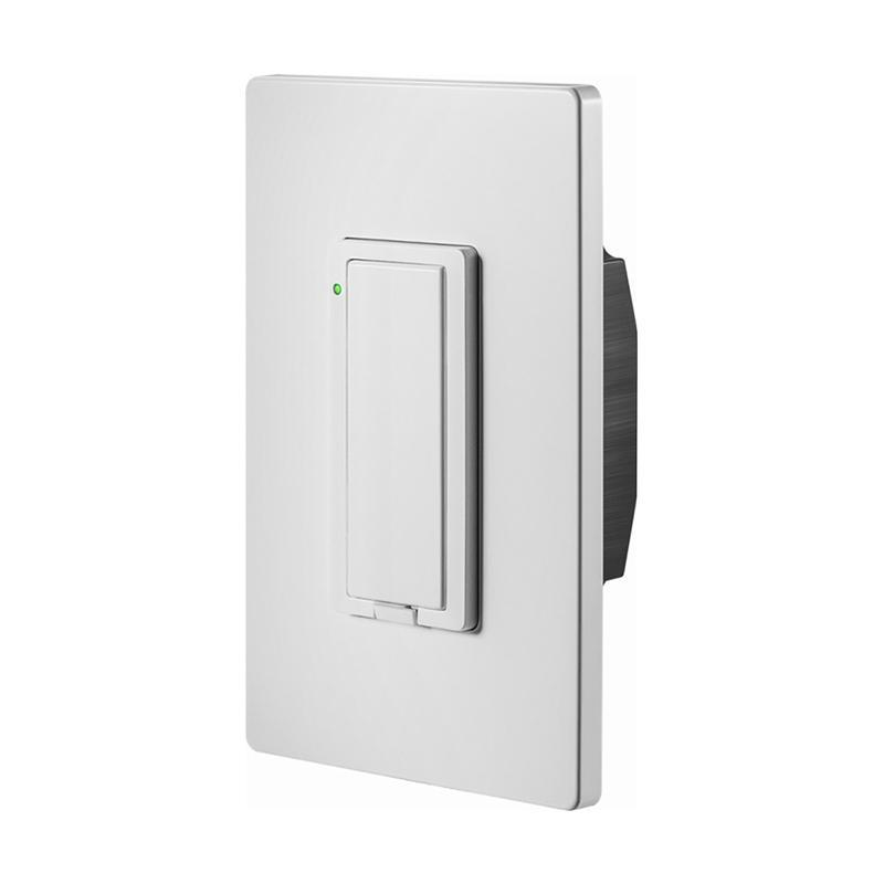 Insignia Wi-Fi Smart In-Wall Light Switch White-Daily Steals