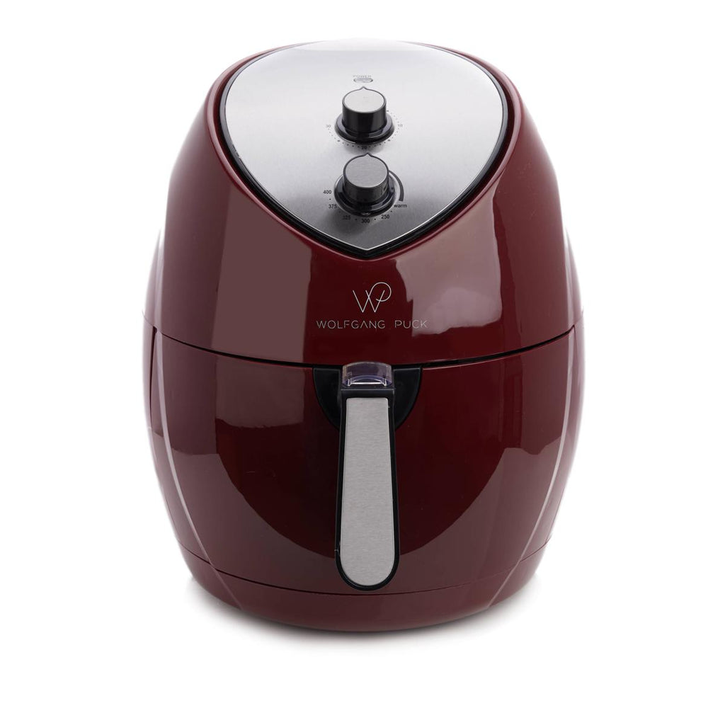 Wolfgang Puck 7.2-Quart 1700-Watt XL Air Fryer-Red-Daily Steals