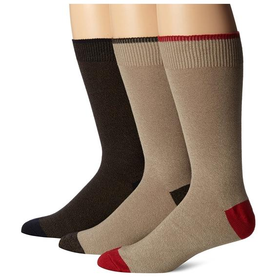 [6-Pairs] Dockers Classics Assorted Crew Socks-Daily Steals