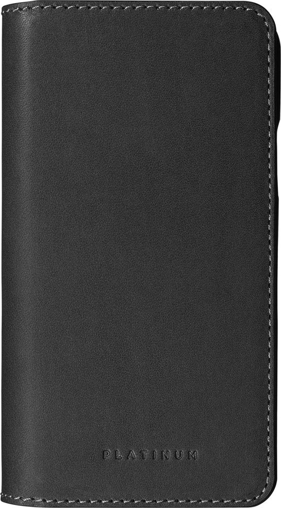 Platinum Genuine American Leather Folio Case for Apple iPhone X and XS-Daily Steals