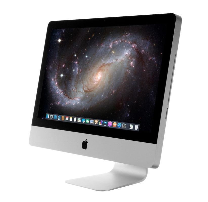 "Daily Steals-Apple iMac 21.5"" with Intel 3.1GHz, 250GB HDD, Keyboard/Mouse-Desktops-4GB RAM-"