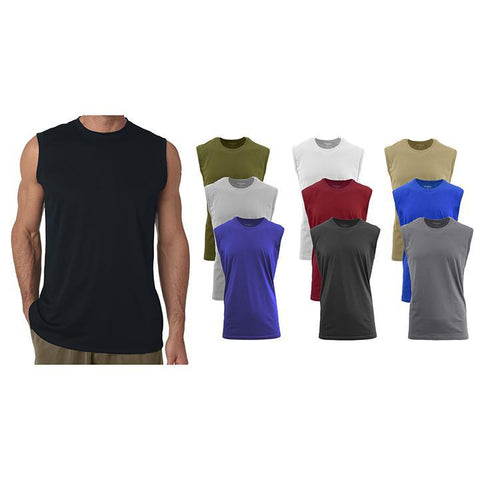 Daily Steals-Men's Muscle Tank T-Shirt Mystery Deal - 3 Pack-Men's Apparel-2X-Large-