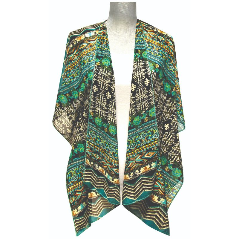 Accents by Lavello Sheer Designer Vest-5-Daily Steals