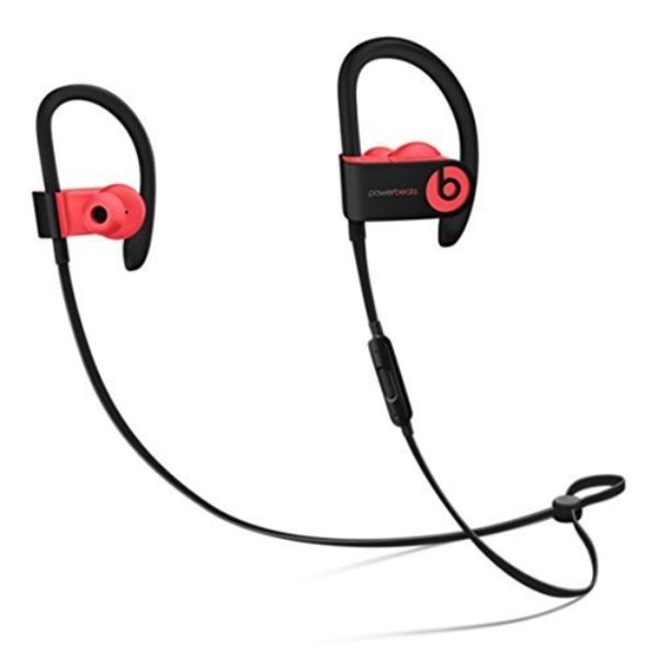 Beats by Dr. Dre Powerbeats³ Wireless In-Ear Headphones-Red-Daily Steals