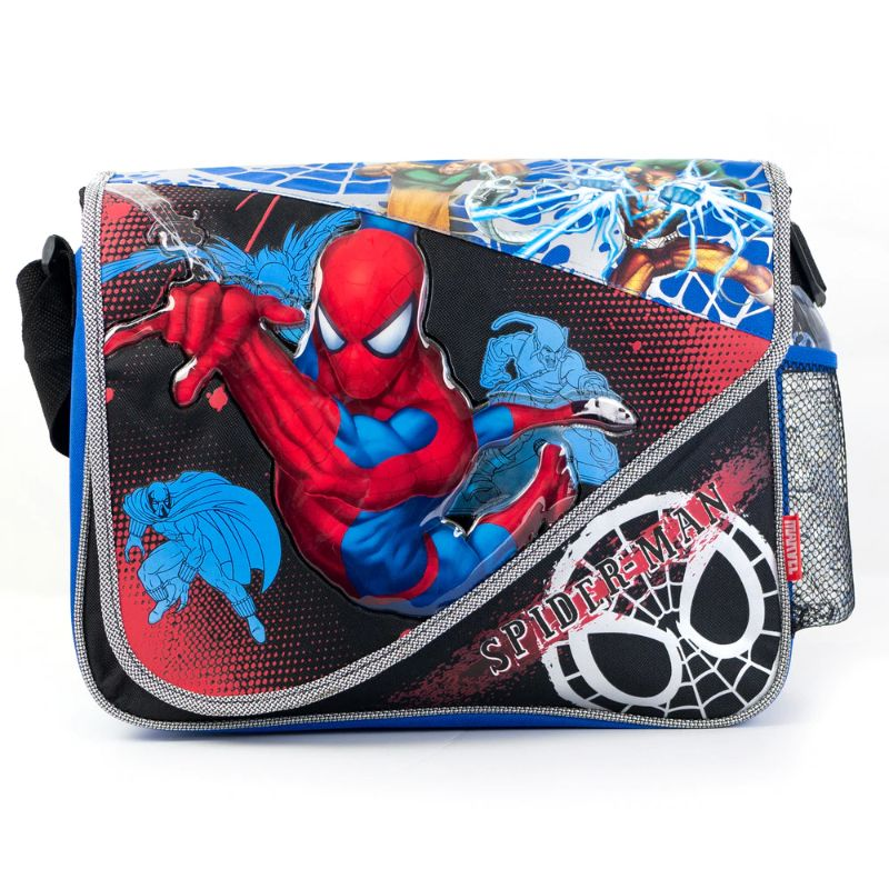 Children's Messenger Bag-Spiderman-Daily Steals