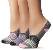 Daily Steals-[6-Pairs] U.S. Polo Assn. Womens Liner Socks-Women's Apparel-
