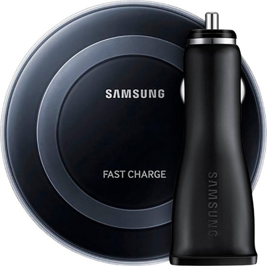 Samsung Fast Charge Wireless Power Bundle - Black Sapphire-Daily Steals
