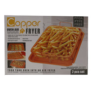 Copper Oven Air Fryer - Turn your Oven Into An Air Fryer-Daily Steals