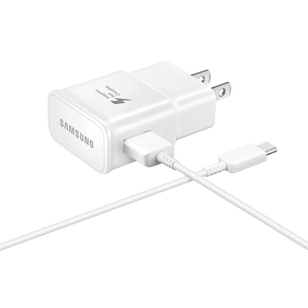 Samsung Adaptive Fast Charger with 4 Foot USB-C Cable-Daily Steals