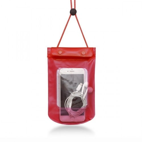 Stay Dry & Clean Phone Pouch - 5 Colors-Red-Daily Steals