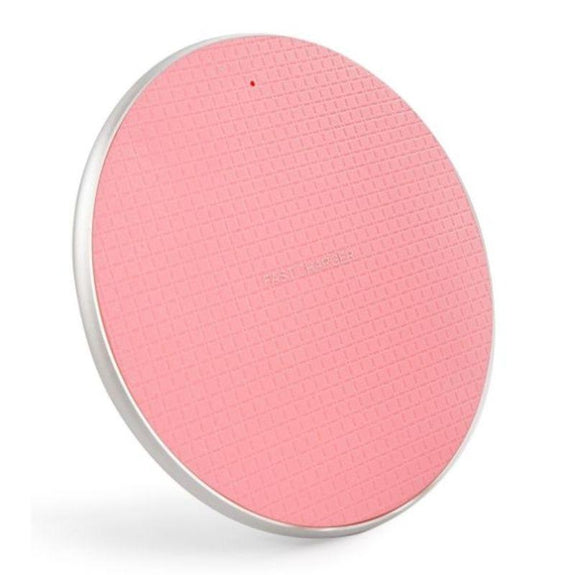 Fast Charge Wireless Charging Pads-Pink-Daily Steals