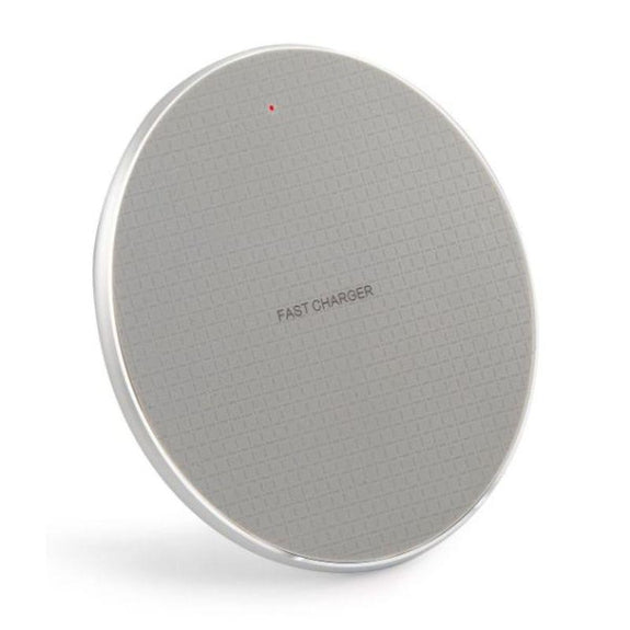 Fast Charge Wireless Charging Pads-Grey-Daily Steals