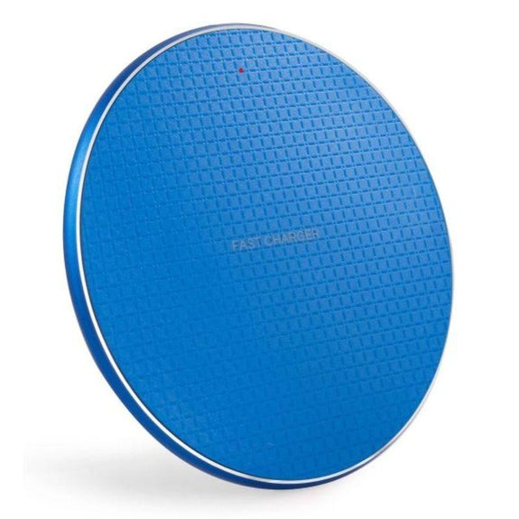 Fast Charge Wireless Charging Pads-Blue-Daily Steals