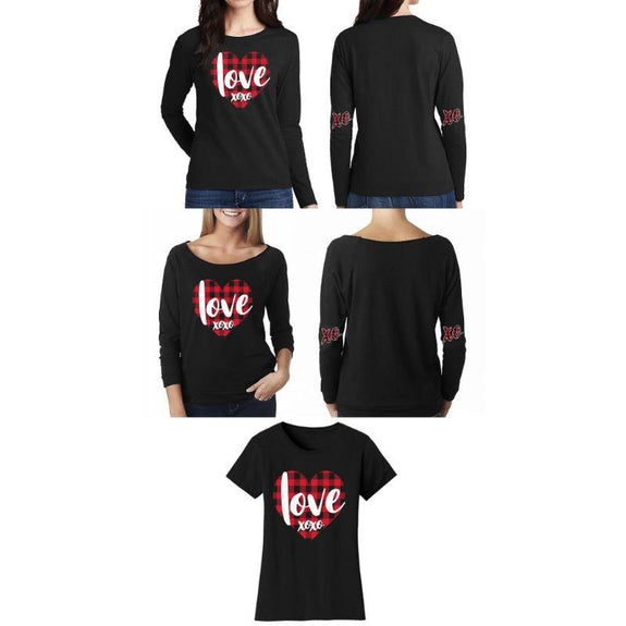 "Women's ""The Sweetest Valentine's Day Ever"" Shirts and Tops-Daily Steals"
