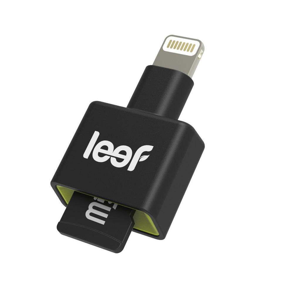 Leef iAccess 3 iOS microSD Card Reader for iPhone and iPad-Daily Steals