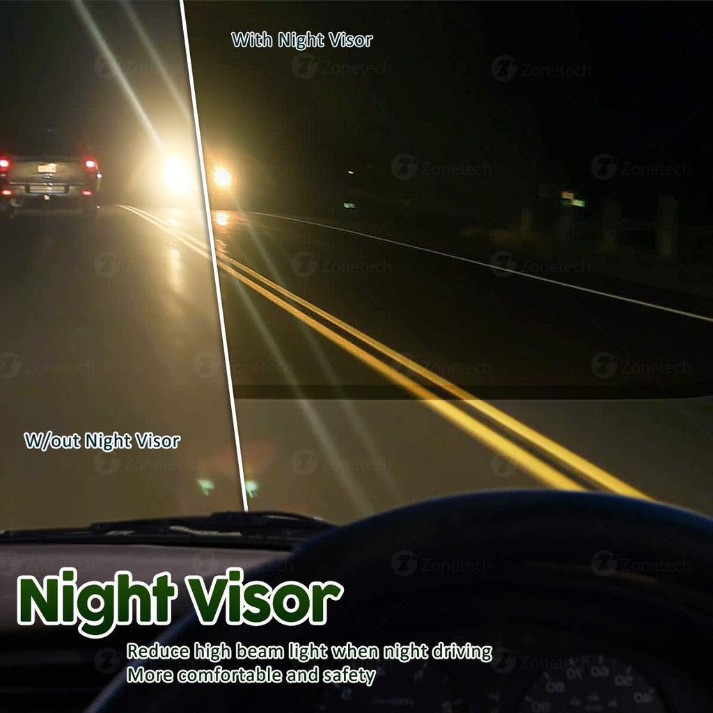 Day and Night Anti-Glare Car Windshield Visor-Daily Steals