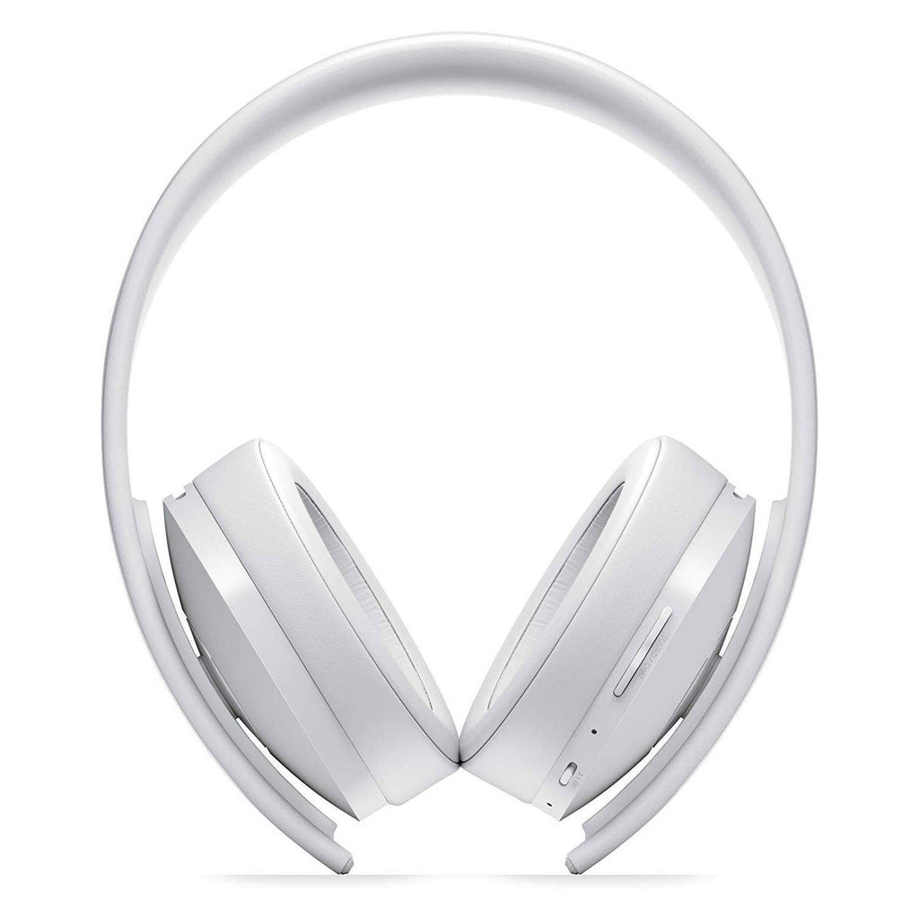 Sony Interactive Entertainment Gold Wls Headset - PlayStation 4-White-Daily Steals