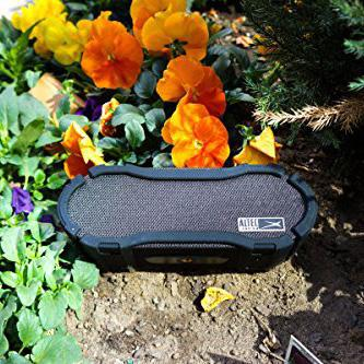 Altec Lansing Omni Jacket NFC étanche Bluetooth Speaker-Daily Steals