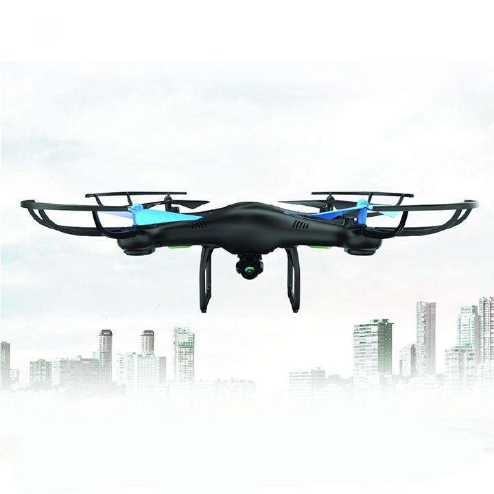 Force1 Blue Jay WiFi FPV Drone with Camera-Daily Steals