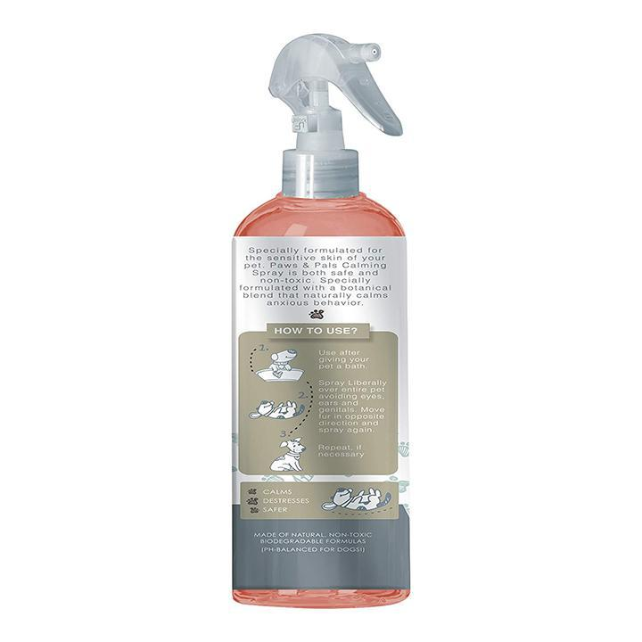 Paws & Pals Pet Calming Spray-Daily Steals