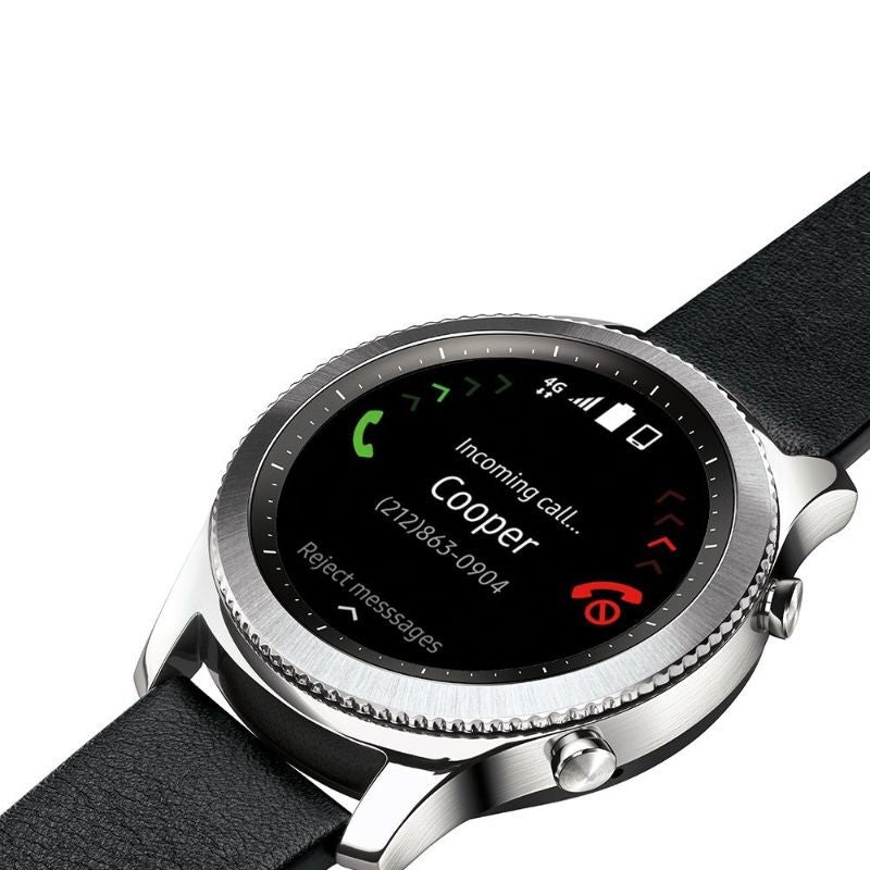 Samsung Galaxy Gear S3 Classic Smart Watch 46mm Stainless Steel-Daily Steals