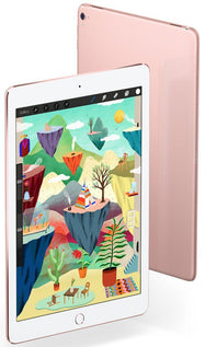 "Apple iPad Pro 9.7"" with Wi-Fi or Unlocked Cellular – 32GB-Daily Steals"