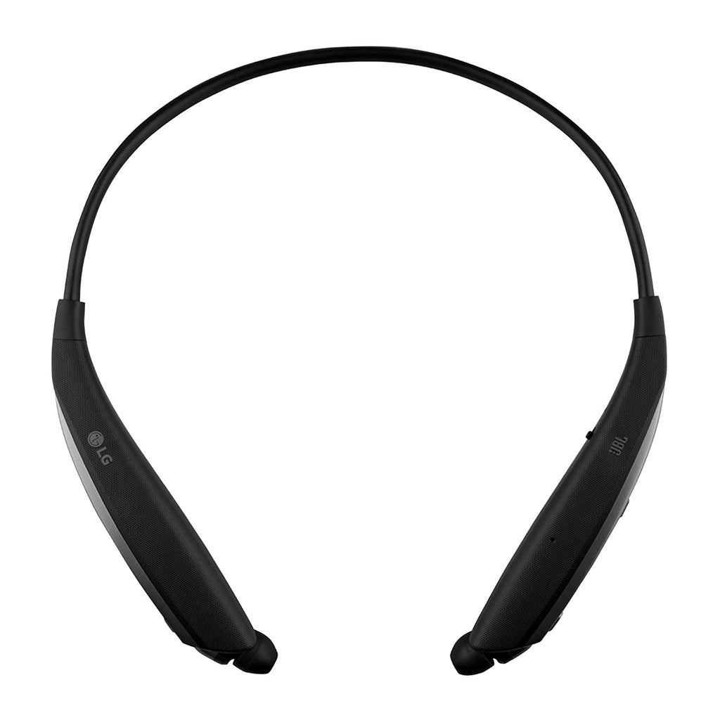 LG Tone Ultra+ Bluetooth Behind-the-Neck Headphones with JBL Sound-Daily Steals