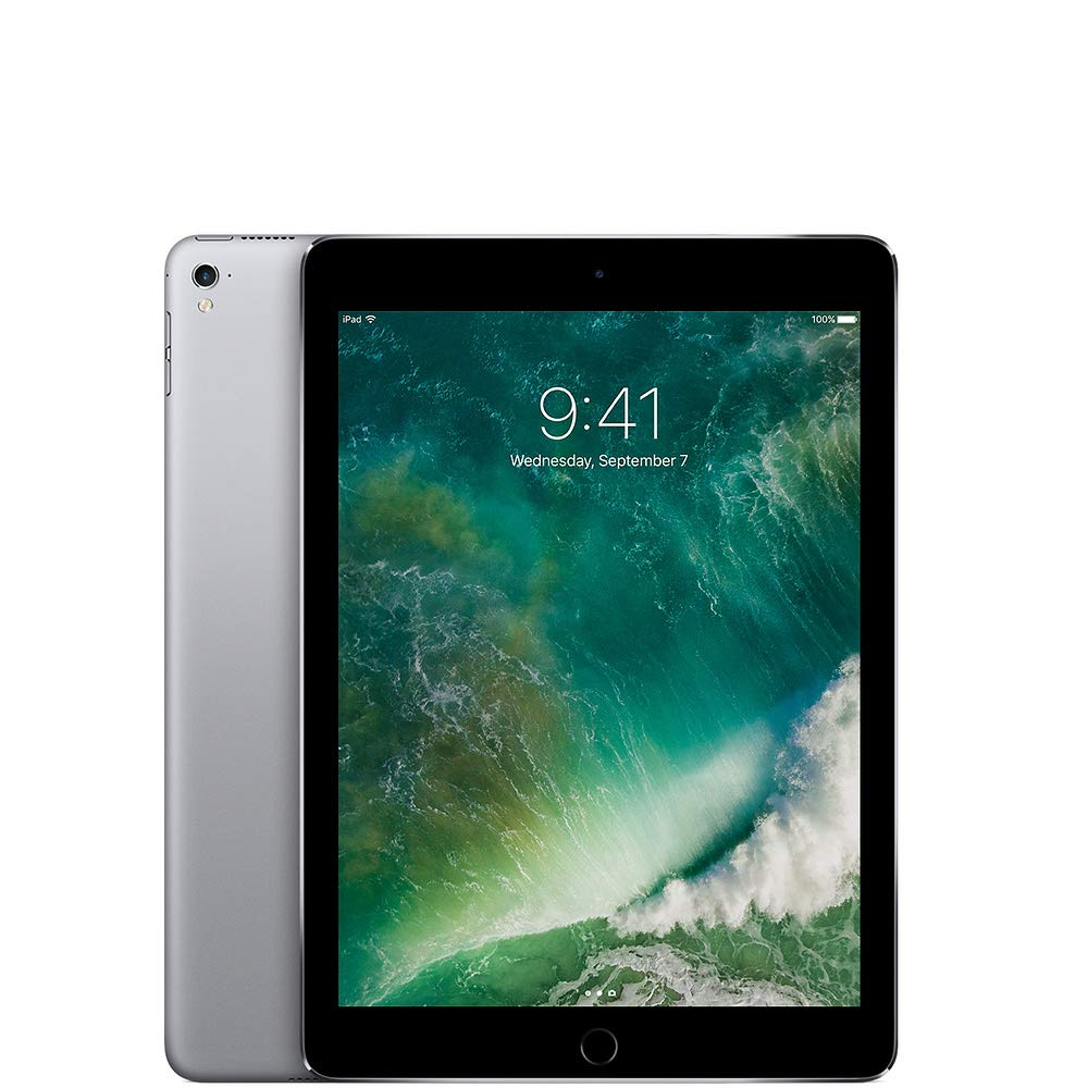 "Daily Steals-Apple iPad Pro 9.7"" with Wi-Fi or Unlocked Cellular – 32GB-Tablets-Space Gray-Wifi Only-"