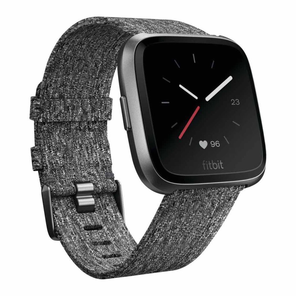 Daily Steals-Fitbit Versa Special Edition - Charcoal-Wearables-