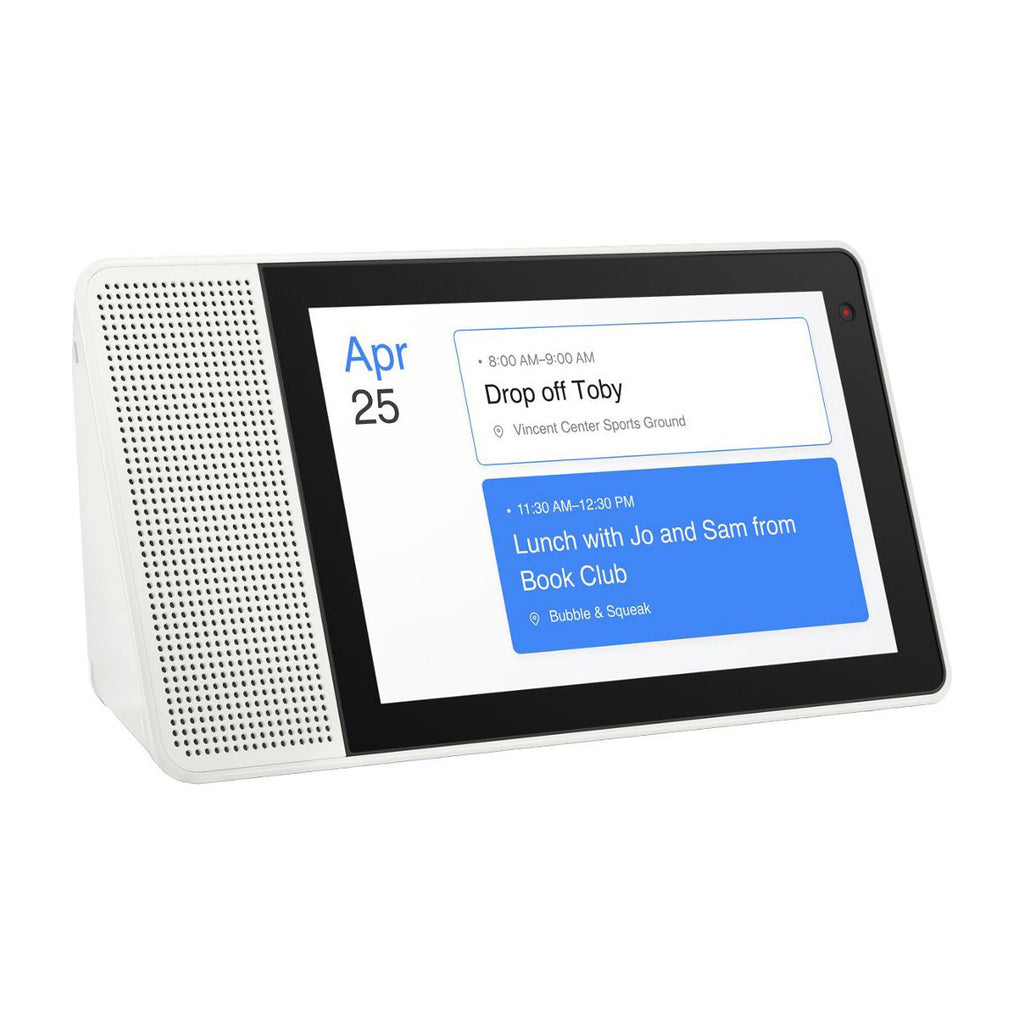 "Lenovo 8"" Smart Display with Google Assistant-Daily Steals"