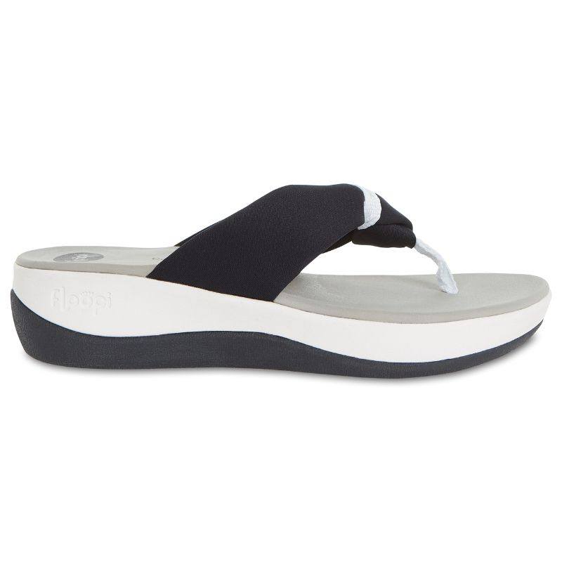 Floopi Womens Summer Extreme Comfort Thong Flip Flop Sport Sandals-Daily Steals
