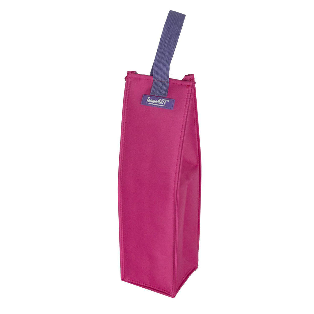 TempaMATE Wine Tote Way Cool Collection-Pink-Daily Steals