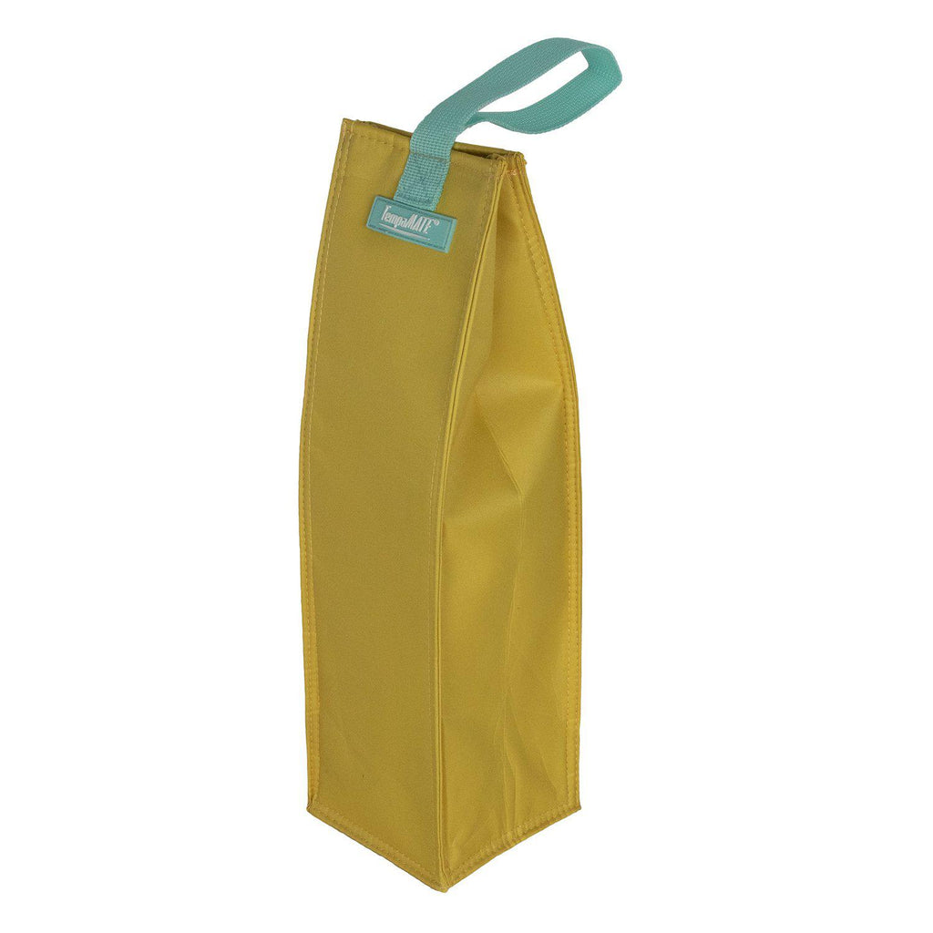 TempaMATE Wine Tote Way Cool Collection-Yellow-Daily Steals