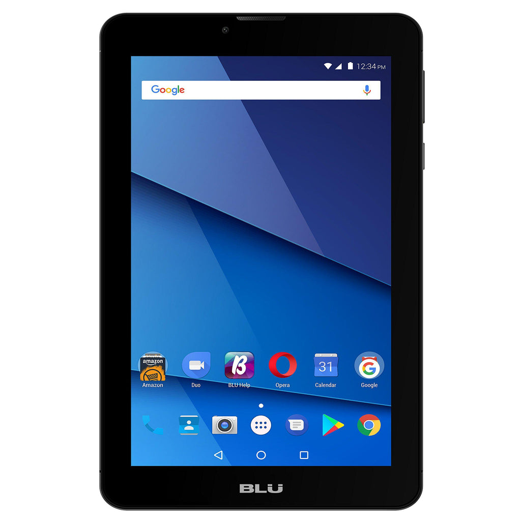 BLU Touchbook M7 Pro P290L Unlocked GSM Quad-Core Phablet - Black-Daily Steals