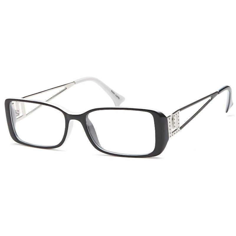Women's Eyeglasses 51 17 140 Black Plastic