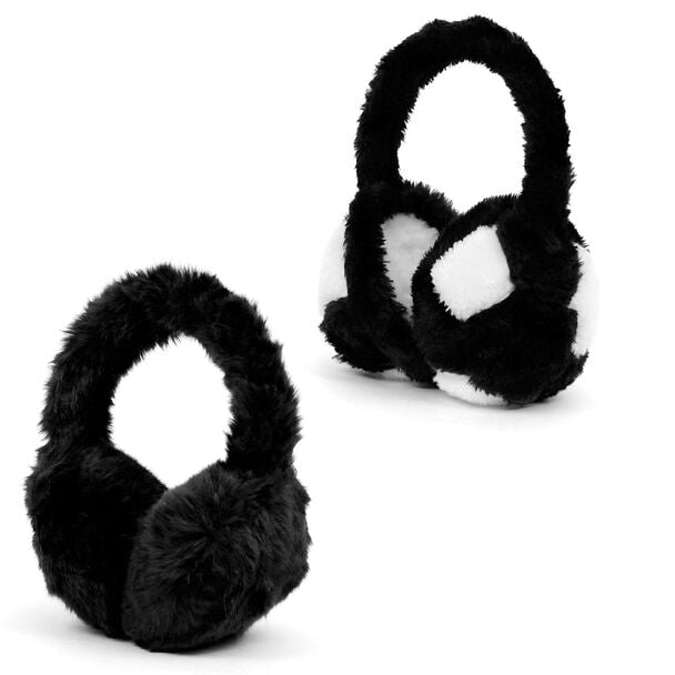 3 Pack Assorted Winter Ear Muffs-Daily Steals