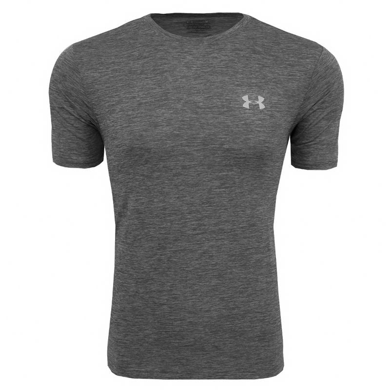 Under Armour Men's Short Sleeve T-Shirt-Carbon Heather-S-Daily Steals
