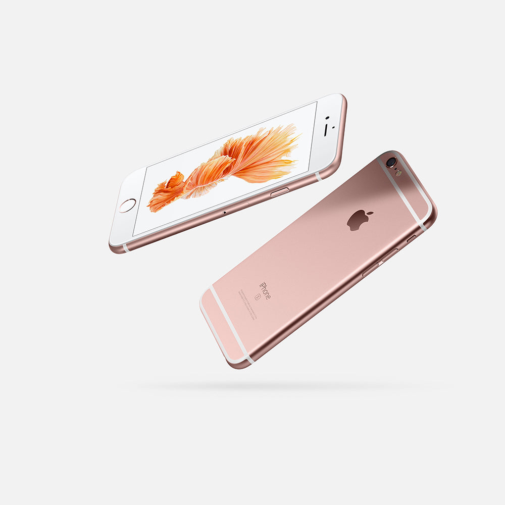 Apple iPhone 6s Plus 64GB Unlocked GSM Phone w/ 12MP Camera - Rose Gold-Daily Steals