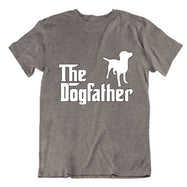 """The Dogfather"" T-Shirt-Sports Grey-Small-Daily Steals"