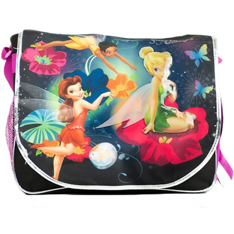 Children's Messenger Bag-Tinkerbell Wings-Daily Steals