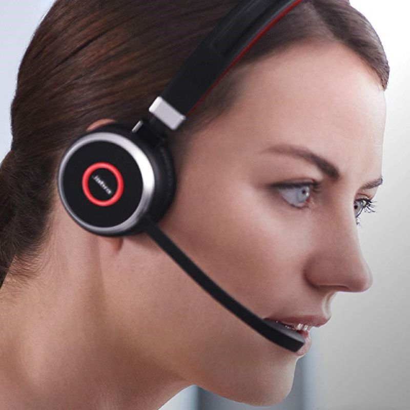 Jabra Evolve 65 UC Wireless Headset-Daily Steals