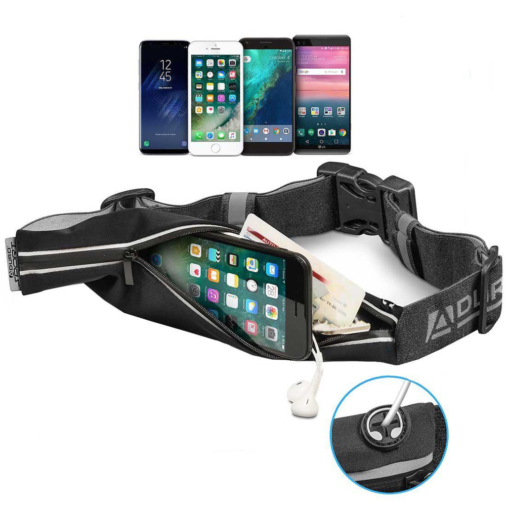 Aduro Sport Storage Running Pouch Belt Pack-Daily Steals