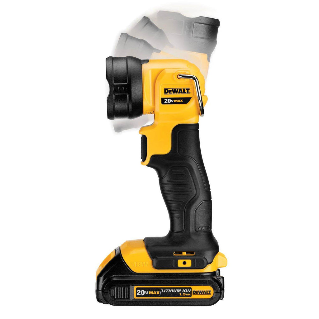 DEWALT 20-Volt MAX LED Flashlight-Daily Steals