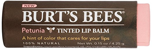 Daily Steals-Burt's Bees Tinted Lip Balm, Petunia, 0.15 Ounce - 6 Pack-Health and Beauty-