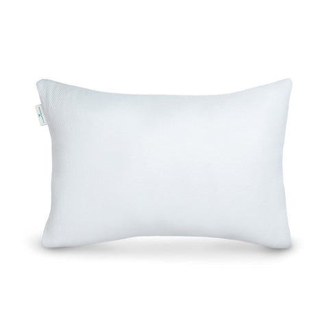 [2-Pack} PharMeDoc Shredded Memory Foam Pillow with Hypoallergenic Pillow Case
