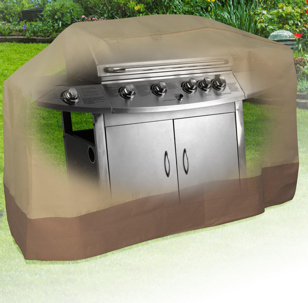 Water-Proof Heavy-Duty Grill Cover - 2 Sizes Available-Daily Steals