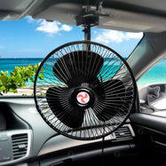 Zone Tech 12V Oscillating Fan-Daily Steals